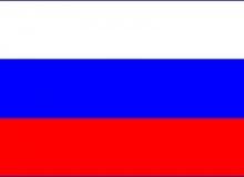 Vlajka Ruskej federácie
